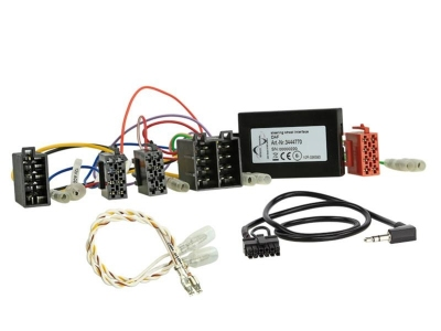 Adapter do sterowania z kierownicy DAF radia Alpine