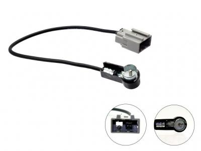Adapter antenowy Kia / Hyundai wtyk ISO