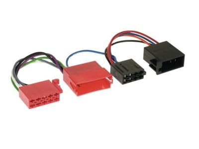 Adapter do systemów aktywnych Audi,Seat,Skoda,VW ISO 10 Pin