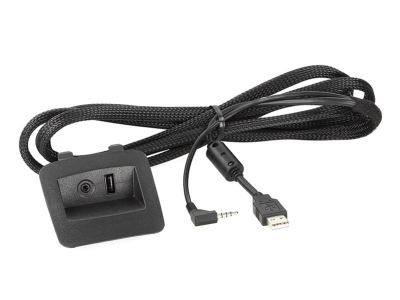 AUX/USB zamiennik Mitsubishi L200