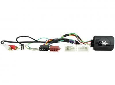 Adapter do sterowania z kierownicy CTSHY019.2 dla samochodów Hyundai i40, ix35, Santa-Fe, i800, IX45, i10, Sonata, i45, Azera, Elantra, Tucson, H1