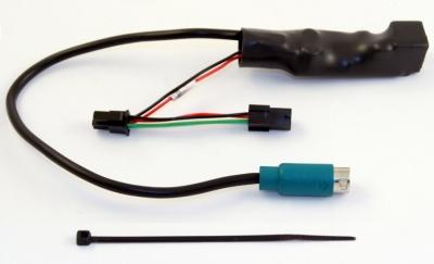 iPod Power Booster Zasilacz do Dension Gateway 500 Lite D2b i Ice>Link ONE do podłączenia iPhone 5,5S,5C