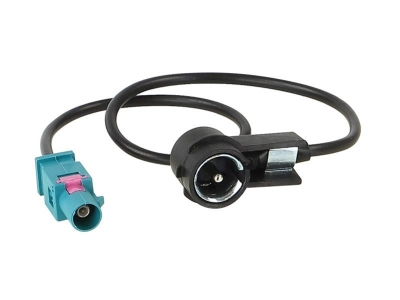 Adapter antenowy ISO VW,Audi,Seat,Skoda 2002->