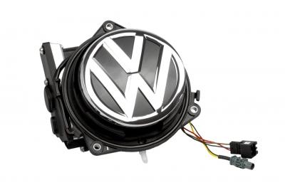 Kompletny zestaw kamery cofania do VW Golf 6 Cabrio