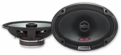 Głośniki samochodowe ALPINE SPG-69C2