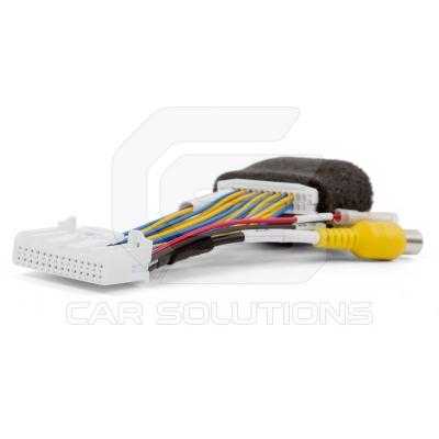Adapter do podłączenia kamery cofania Toyota / Lexus MFD GEN5 Multi-Displays