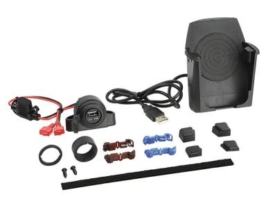 Inbay ładowarka indukcyjna do samochodu USB (76-83 mm)