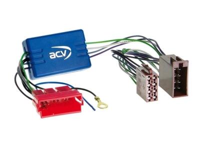 Adapter do systemów aktywnych Audi, Seat, Skoda ze złączem MiniIso