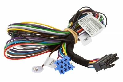 Przewód Dension Gateway Lite VW z ISO, Typ A