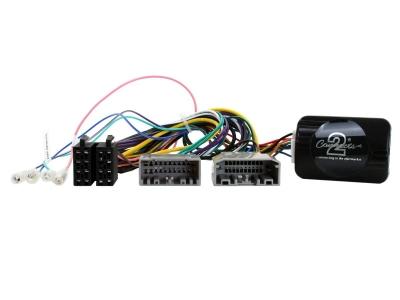 Adapter do sterowania z kierownicy Chrysler,Dodge,Jeep Wrangler. Fabryczny wzmacniacz. CTSCH00C