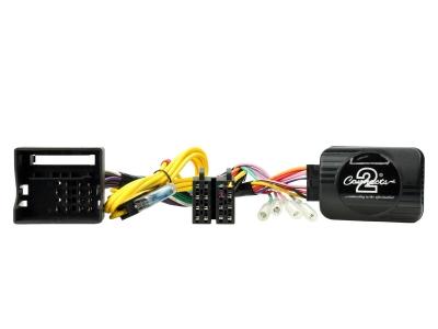 Adapter do sterowania z kierownicy BMW 1er,3er,5er,6er,X1,Mini,Z4 CAN BUS CTSBM005.2
