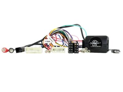 Adapter do sterowania z kierownicy Nissan Qashqai, X-Trail, Pulsar 2014 Modele VISIA CTSNS009.2