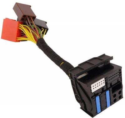 Adapter Plug&Play do montażu RNS-E Audi 2001-2006 3/4/6