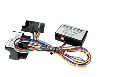 Interfejs CAN BUS RCD310,RNS310,RNS315,RNS510 podłączenie w starszych modelach VW 1.6-2.0