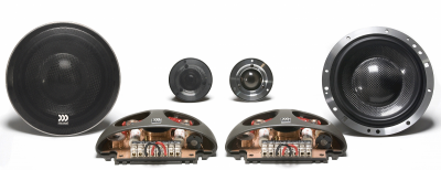 Głośniki samochodowe MOREL Supremo 602