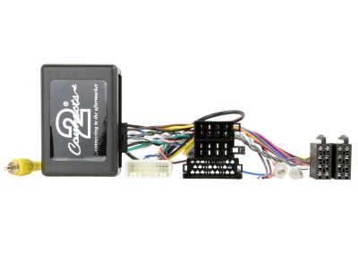 Adapter do sterowania z kierownicy Hyundai i35 2015-> fabryczna nawigacja,wzmacniacz i kamera cofania CTSHY013.2