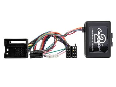 Adapter do sterowania z kierownicy Peugeot  207,307,308,407 VDO RD4 CTSPG013