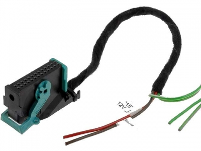 Adapter Plug&Play do montażu MFD (bez DX) Audi,VW