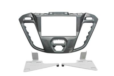 Ramka radiowa 2 DIN Ford Transit Custom (FCC) 11/2012->, Tourneo (FAC) 11/2012-> Nebula Glossy