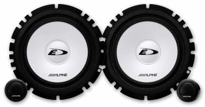 Głośniki samochodowe ALPINE SXE-1750S