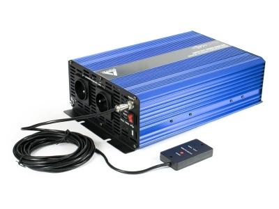 Przetwornica napięcia 12 VDC / 230 VAC SINUS IPS-3000S 3000W