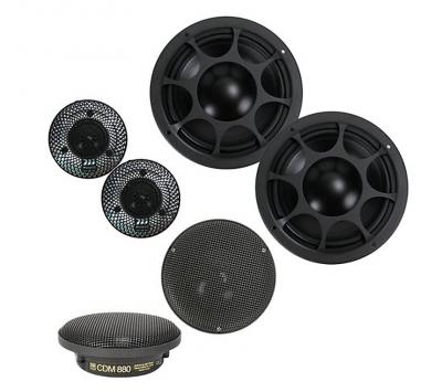 Głośniki samochodowe MOREL ELATE Ti 603 ACTIVE