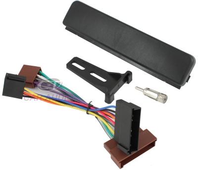 Zestaw Ford Mondeo Focus ramka +złącze+adapter antenowy