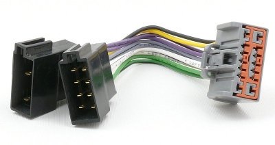 Złącze do radia fabrycznego Volvo 14-pin'04->,Ford Fiesta'09-> ISO