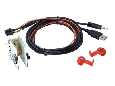 AUX/USB Zamiennik Fiat 500L,Ducato,500X