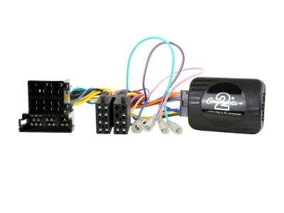Adapter do sterowania z kierownicy Fiat UNO 2015 -> CTSFA018.2