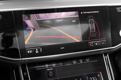 Kamera cofania APS Advance do Audi A8 4N