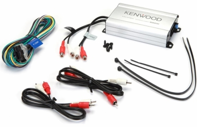 Kenwood KAC-M1804 4-kanałowy cyfrowy wzmacniacz