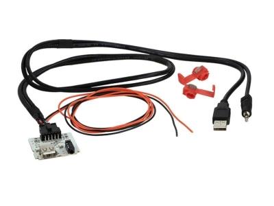 AUX/USB zamiennik Hyundai i20 2014->