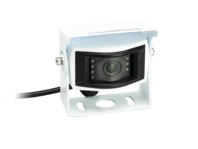 Uniwersalna kamera cofania z linami pomocniczymi do samochodów ciężarowych biała