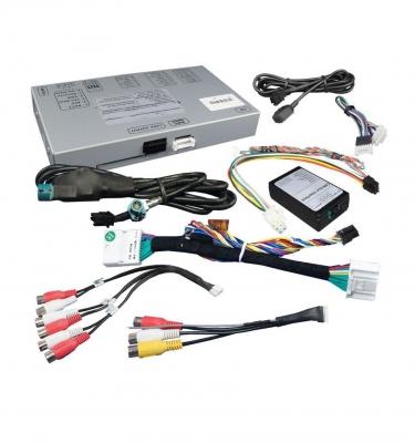 Interfejs 2xAV,RGB,Kamera Porsche Cayenne PCM3.0