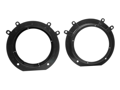 Ramki głośnikowe Fiat Scudo,Citr.Jumpy, Peugeot Expert, Toyota Proace 165 mm przód