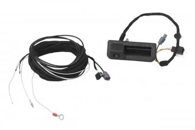Kompletny zestaw kamery cofania do Skoda Rapid NH