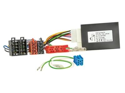 Adapter do sterowania z kierownicy DAF radia Becker