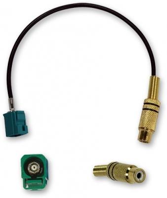 Adapter Fakra-Chinch Mercedes kamera NTG1/2