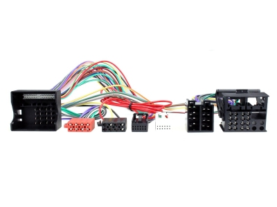 Przewód do Parrot HF BMW 1, 3 , 5, 7, X1, X3, X5, X6, Z4 2001->  40 pin