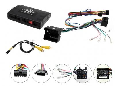 Adapter do kierownicy + info VW Golf VII, Skoda Octavia 2013->