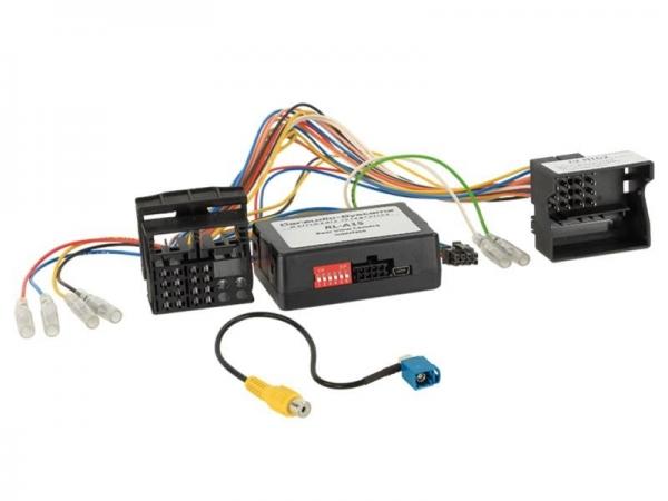 Adapter do podłączenia i aktywowania kamery cofania Mercedes Sprinter Vito z Audio 15