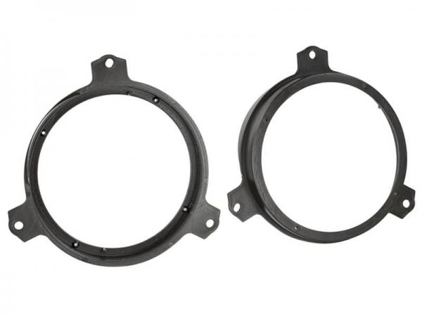 Ramki głośnikowe Citroen C1 2014,Toyota Aygo,Peugeot 108 2014 -> 165 mm przód