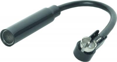 Adapter antenowy DIN-ISO przewód,wtyk kątowy