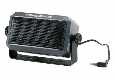 Głośnik HP 2 do radia CB Pesident z wtyczką MINI JACK 3,5 mm