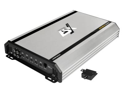 ESX HXE1200.1D - wzmacniacz jednokanałowy, moc RMS 1 x 600 Wat przy 1 Ohm