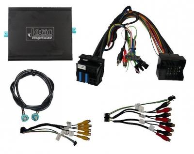 Kontroler Multimediów BMW CIC 4-Pin LVDS