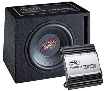 Subwoofer MAC AUDIO Mac Xtreme 2000