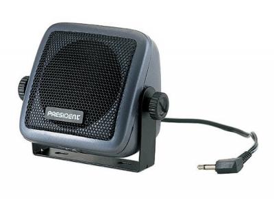 Głośnik HP1 do radia CB Pesident z wtyczką MINI JACK 3,5 mm