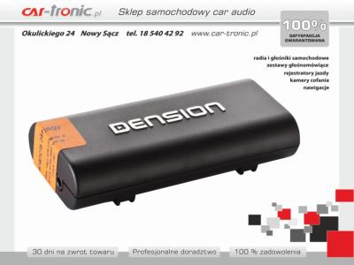 Adapter Dension Bluetooth - Suzuki Swift, Vitara, Splash, SX4